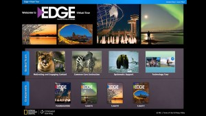 Educational Technology, national geographic, sampler, virtual sampler,