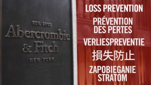 LOSS PREVENTION, Abercrombie & Fitch, video, training, worldwide